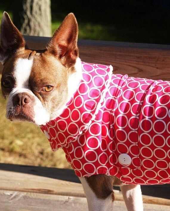 PBJ World Custom Coat...Tickled Pink