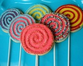 Sugar Cookie Lollipop