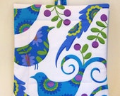 Michael Miller Pretty Bird-Unique Oversize Potholder