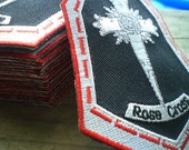 D.Gray-Man 3rd Uniform PATCH