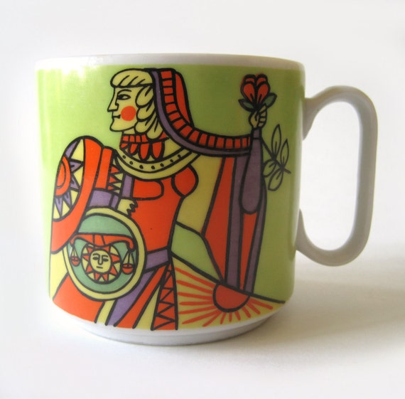 Vintage Zodiac Mug - Libra