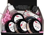 beauty box product sampler