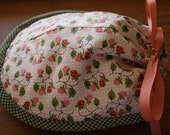 Pattern, Teacup Carrier,Tote - sewing pattern
