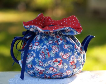 Pattern Wrap Teapot Cozy, Sewing Pattern