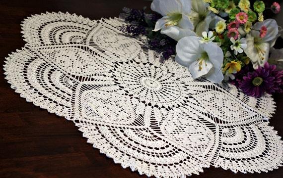 Beautiful Crochet Doily