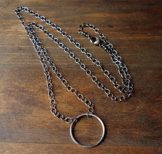 how to make eyeglass holder necklace