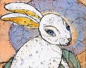 A Limited Edition - White Rabbit