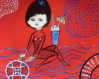 Cocktail Thursday - An Open Edition Giclee Print