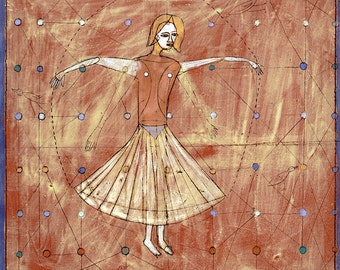 Limited Edition - Giclee - The Dancer