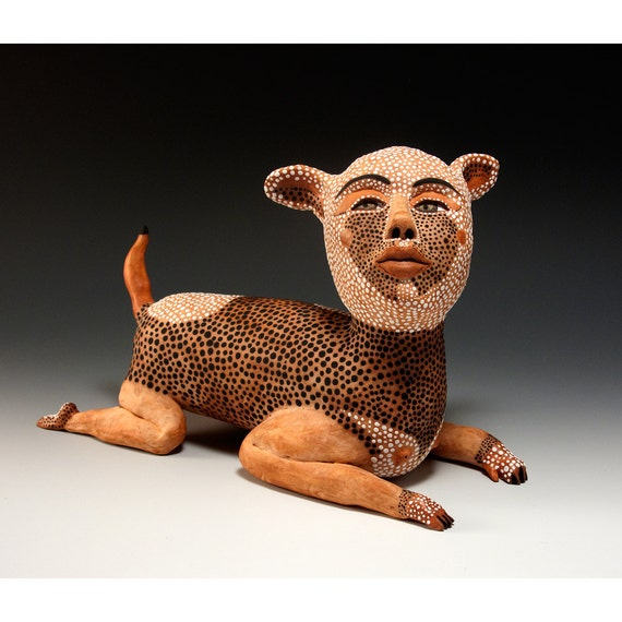 Animal Sculpture - Ceramic Animal