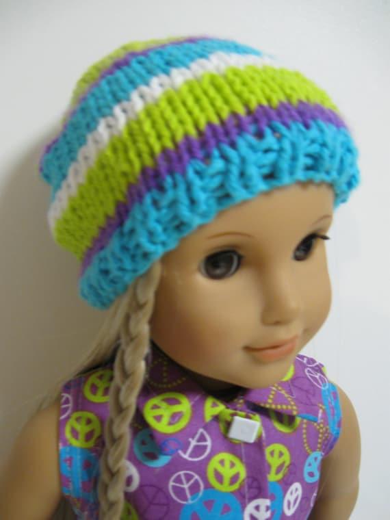 American Girl Doll -  Purple Peace