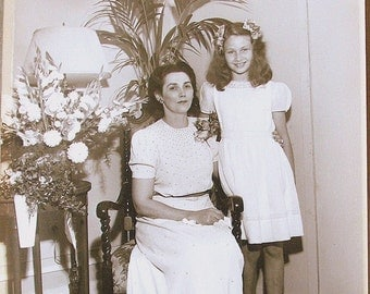 Vintage Studio Photograph, 1950s