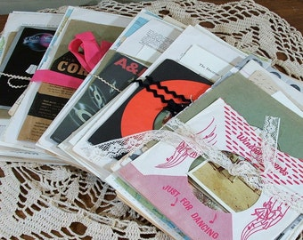 Vintage Inspiration Paper Pack for Crafting
