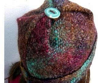 Weaving Pattern - Quick Folded Hat