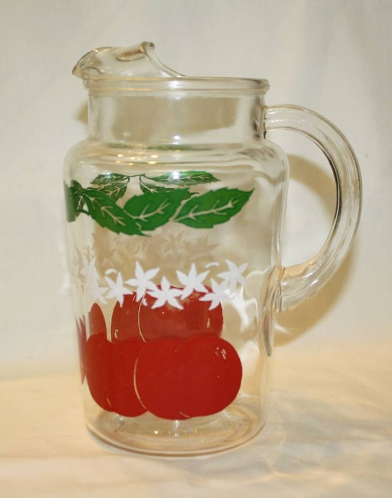 25% Off Vintage Juice Pitcher