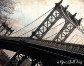 Brooklyn Bridge Beauty Photography Print