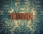 Its Spelled Love - Photography Print