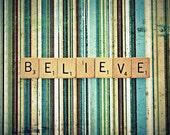 Believe Me - 4x6 Original Fine Art Photography
