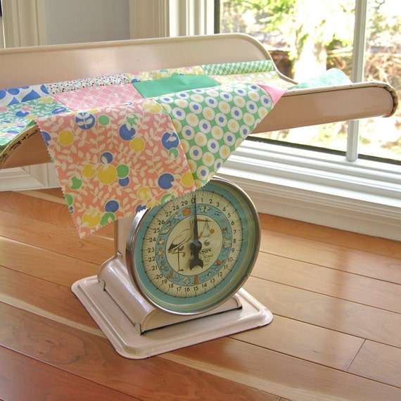 Oh Baby --  Vintage Hanson Nursery Scale