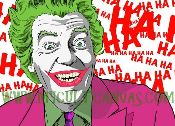Batman Art Print Art Print Poster Batman