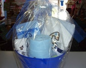 Personalized baby gift basket shower gift you design it