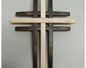 elegant wedding cross (KRMU22c)