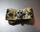 Baby Goth Bow