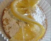 Mystical Meyer Lemon Cupcakes