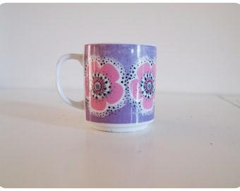 Vintage Flower Power Mug