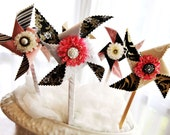 Party Pinwheel, fancy and all grown up