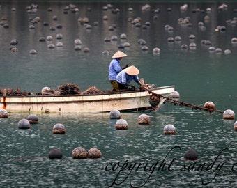 Fine Art Photography - Pearl Fishing