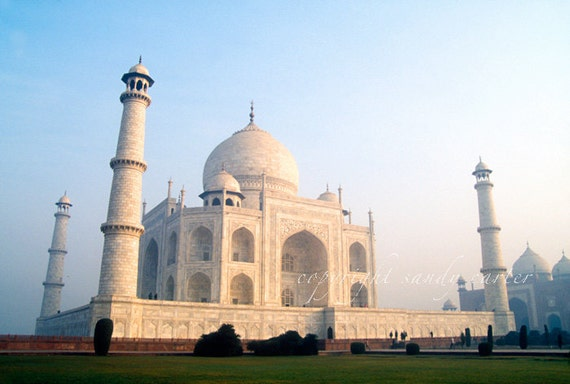 Taj Mahal Morning