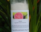 Hawaiian Guava Vegetable Protein Deodorant Full Size 2.4 oz.