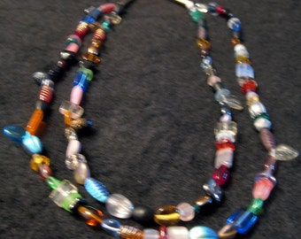 Candy Rainbow Necklace-New Price