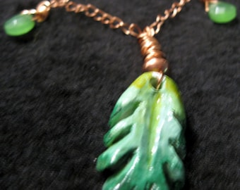 Woodland Fairy's Necklace