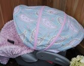Infant seat bab cover Car seat cover