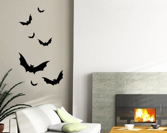 Halloween - Bats - Wall Decal