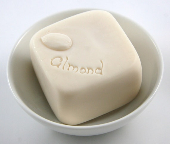 Delicious Almond Shea Butter Soap Creamy Lather