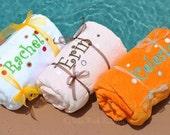 Fun Dot Beach Towel