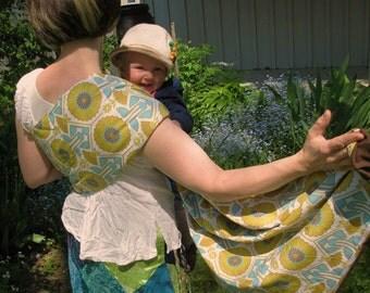 Sunflower- Adjustable Baby Sling