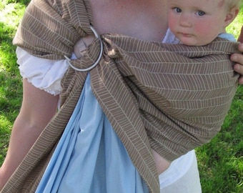 Simple Sweetness- Adjustable Baby Sling
