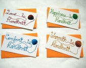 Good Intentions Knit Cards - COMFORT Pack (Blue)