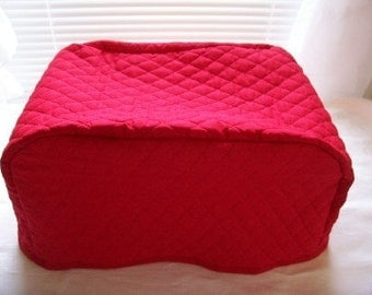 4 Slice Toaster Quilted Kitchen Small Appliance Covers Made To Order