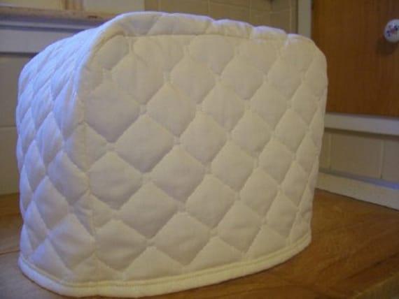 cream 2 slice toaster cover. Black Bedroom Furniture Sets. Home Design Ideas
