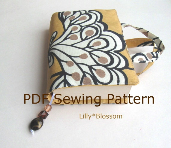 Book Cover Pattern : Unavailable listing on etsy