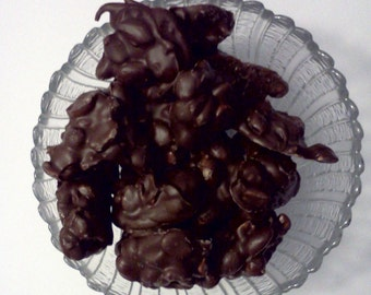 Chocolate / Candy / Peanut Clusters / Cashew Clusters / Chocolate Covered Raisins / Almond