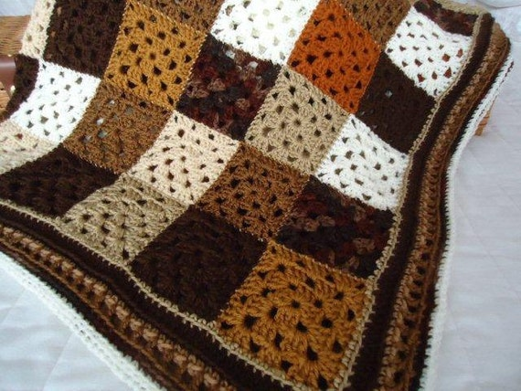 Warm and Cozy  Colors of Browns and Cream