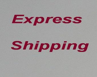 Express shipping fee balance