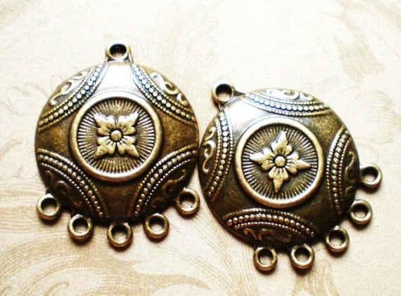 jewelry supply earring findings ornate chandeliers 4 jewelry supply antique 7157