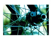 SALE - Photograph (bicycle)